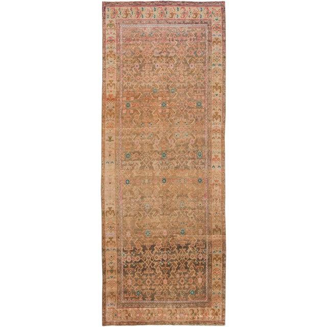 "Apadana - Vintage Persian Rug, 4'8"" x 12'6"" For Sale"