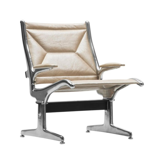 Eames for Herman Miller Tandem Sling Airport Chair - Image 1 of 5