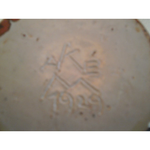 1929 Kentucky Art Pottery Vase - Image 7 of 8