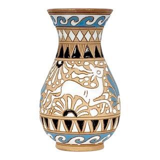 Neofitou Keramik Faliraki Rodos Greece Ceramic Vase For Sale