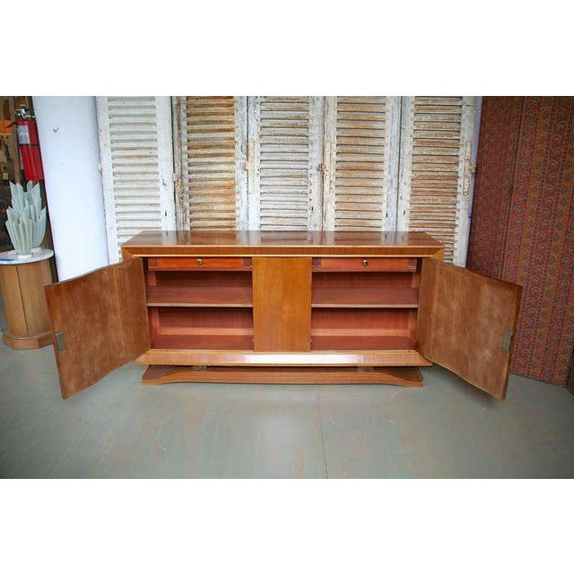 French 1940s Mahogany Sideboard - Image 4 of 11