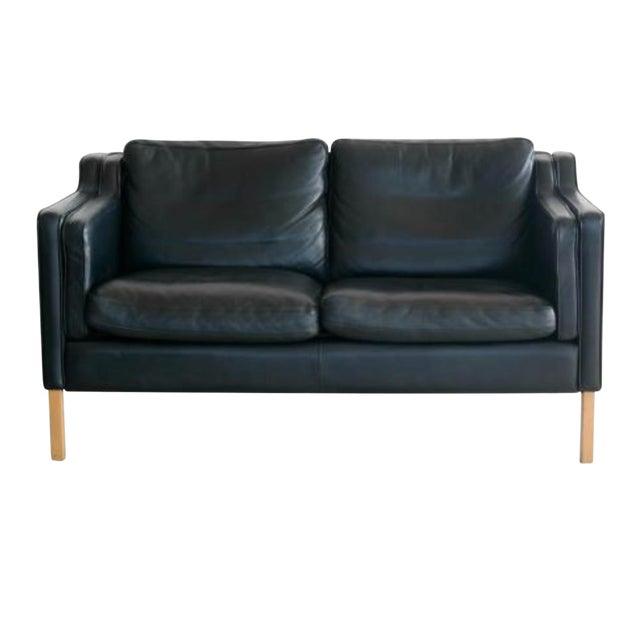 Børge Mogensen Danish Modern Two-Seat Sofa - Image 1 of 7
