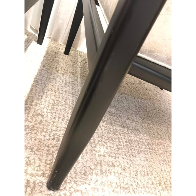 Mid-Century Style Chairs by Arhaus - a Pair For Sale - Image 10 of 13
