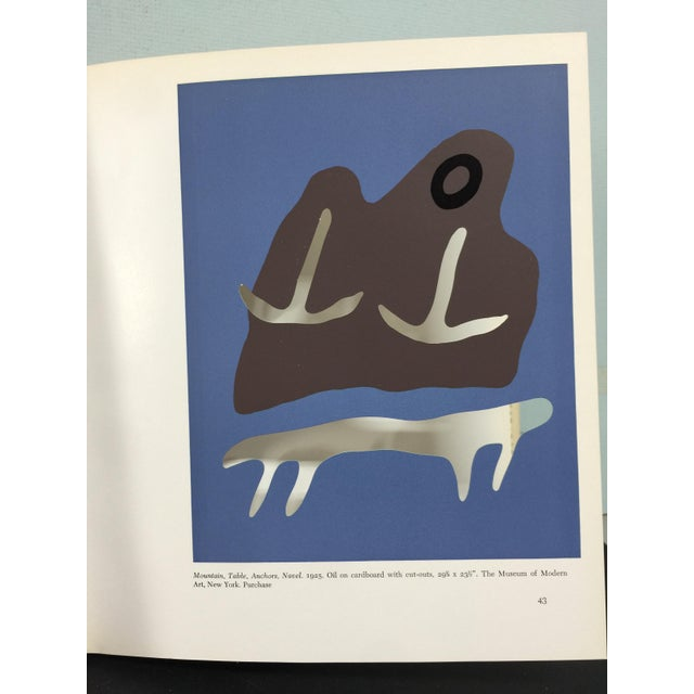 1950s 1957 Jean Arp Book MoMA Book For Sale - Image 5 of 9