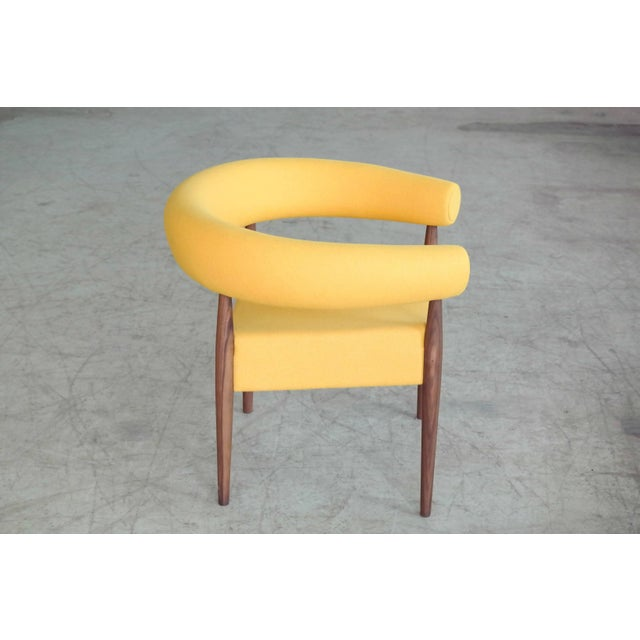 Nanna Ditzel Pair of Ring Chairs for Getama For Sale - Image 9 of 13