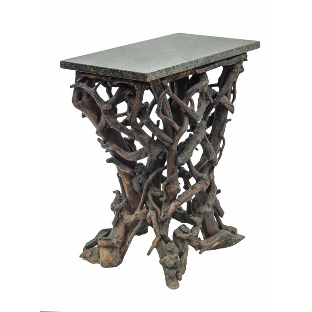 Early 20th Century Rare Twig Console For Sale - Image 5 of 13