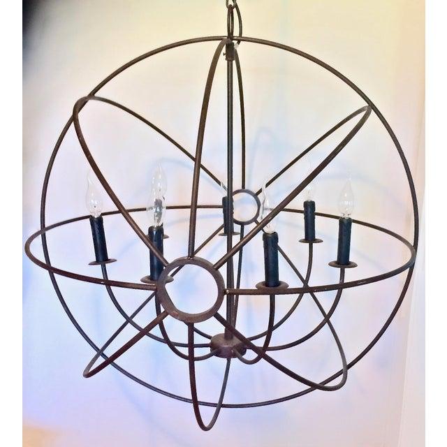 Restoration Hardware Foucault's Orb - Image 3 of 5