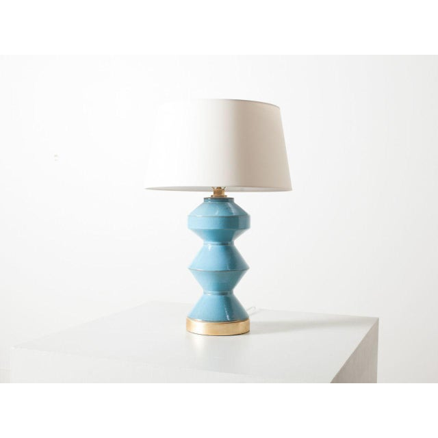2010s Waldorf Table Lamp For Sale - Image 5 of 5