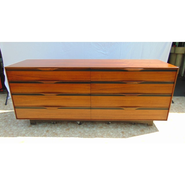 Glenn of California Walnut Dresser - Image 11 of 11