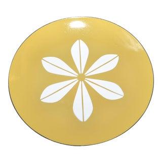 Cathrineholm Mustard Lotus Platter