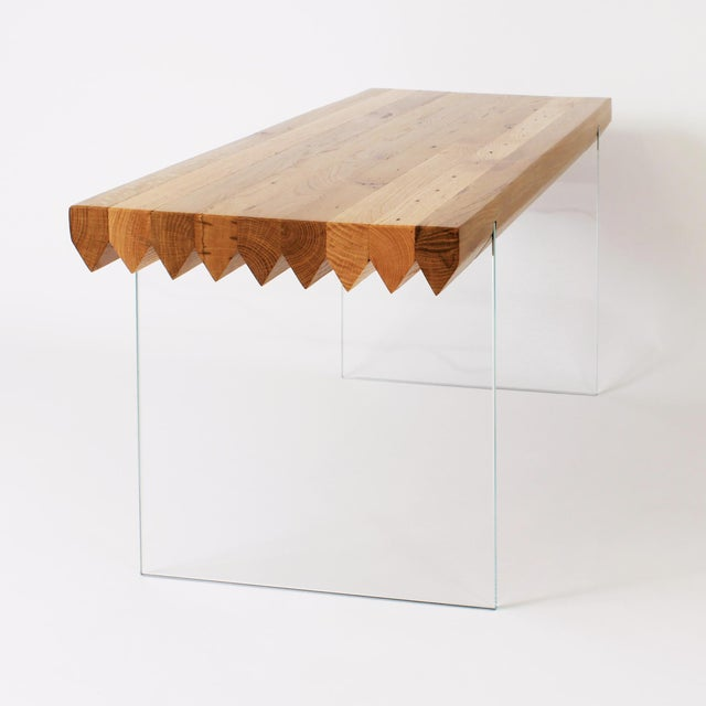 Durodeco Sawtooth Bench For Sale In New York - Image 6 of 6