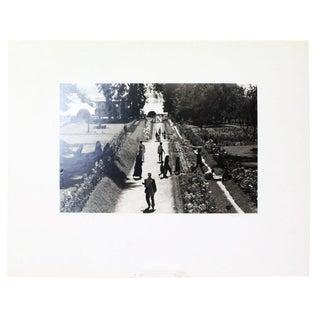 Mughal Garden Kashmir Garden Photograph For Sale