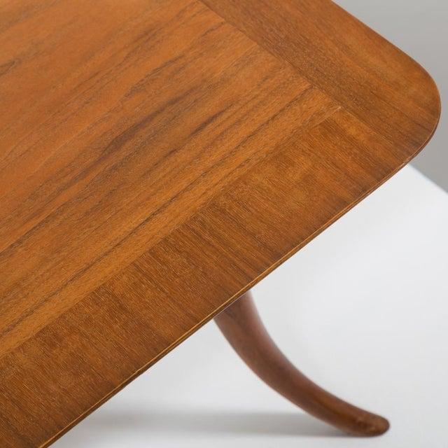 T.H. Robsjohn Gibbings Robsjohn Gibbings Coffee Table 1950s For Sale - Image 4 of 6