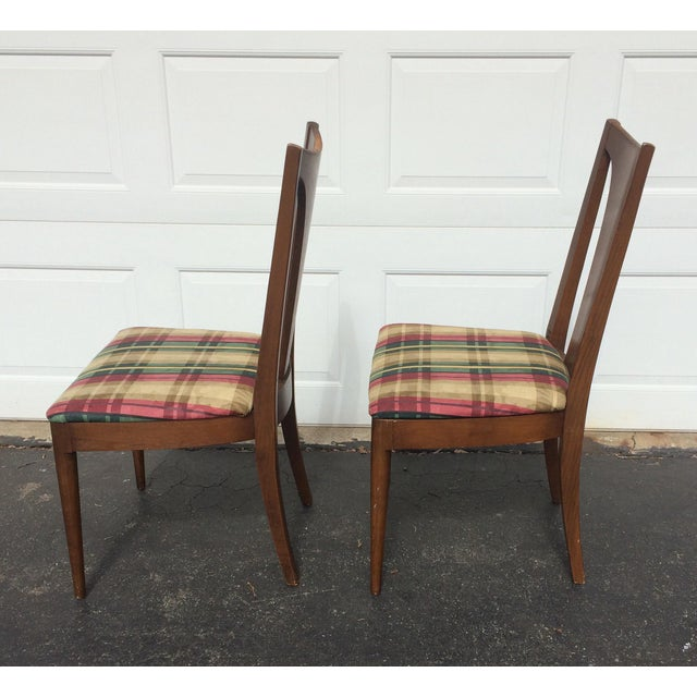 Broyhill Brasilia Dining Chairs - A Pair - Image 5 of 6