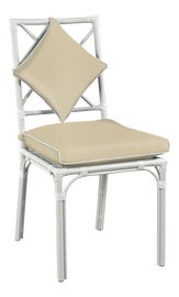 Image of Transitional Outdoor Dining Chairs