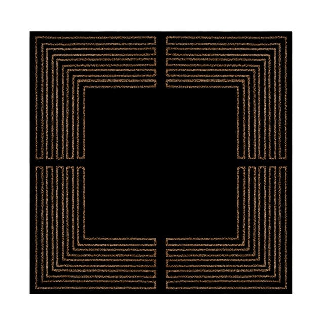 Not Yet Made - Made To Order Midnight Classic Rug From Covet Paris For Sale - Image 5 of 5