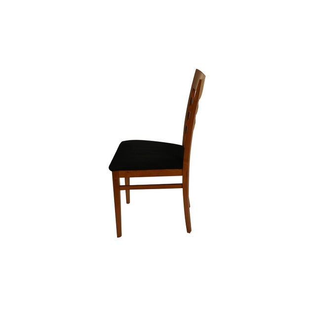 Four A. Sibau Italian Vintage Dining Room Chairs For Sale - Image 10 of 13