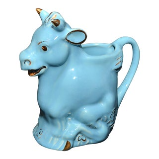 Pearl China Co. Cow Creamer For Sale