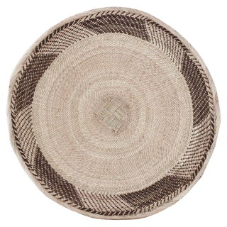 African Grain Sifter Basket For Sale