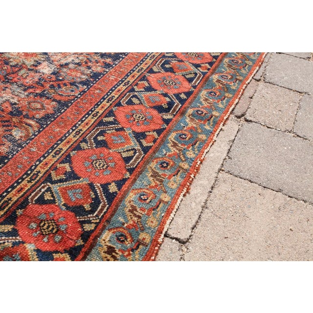 "Persian Malayer Palace Runner 7' x 19'2"" - Image 5 of 6"