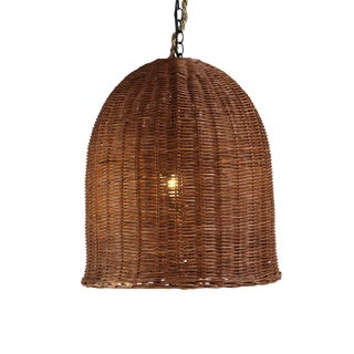 Coffee Stain Bell Lantern Small
