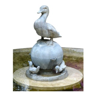 Duck fountain For Sale
