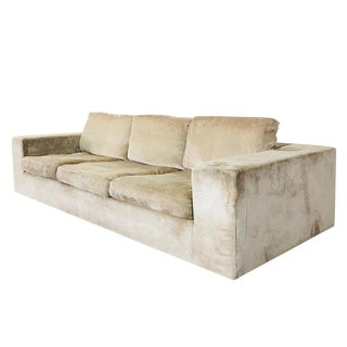 Modern Sofa by Cisco For Sale