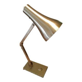 Visual Comfort Thomas O Brien To'B Mid-Century Style Articulated Desk Lamp For Sale