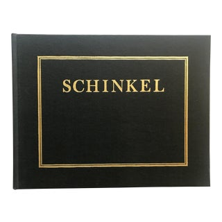 Schinkel: Collection of Architectural Designs, Book by Karl Friedrich Schinkel For Sale