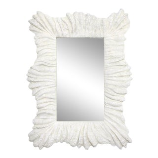 Siena Resin Mirror From Made Goods For Sale