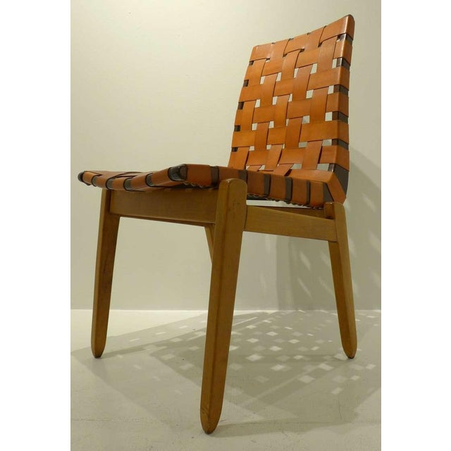 1940s Set of Six Abel Sorenson Chairs for Knoll For Sale - Image 5 of 9