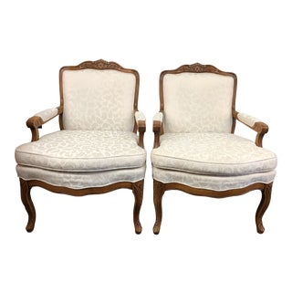 Vintage Amp Used Bernhardt Accent Chairs Chairish