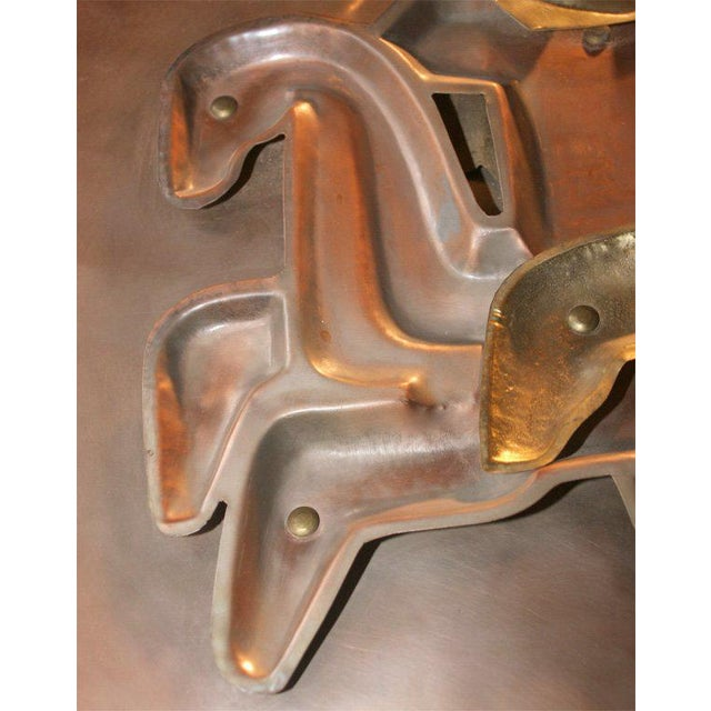 French Copper Plaque For Sale - Image 18 of 19