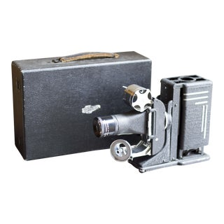 Vintage 1940s Tri-Purpose Model AAA Projector For Sale