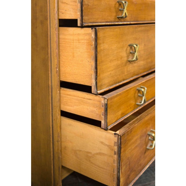 1950s 1950s Vintage Paul Frankl Double Low Chest For Sale - Image 5 of 10