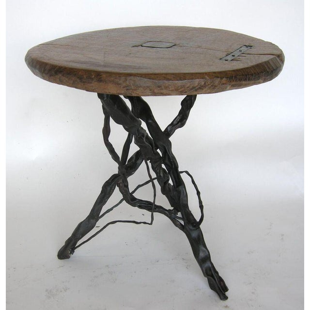 Rustic Grapevine Table For Sale - Image 3 of 11