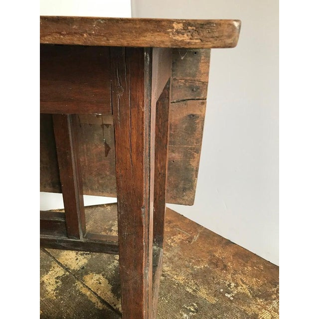 17th Century 17th Century English Gateleg Table For Sale - Image 5 of 8