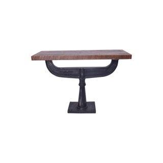 Contemporary Austen Iron Console Table
