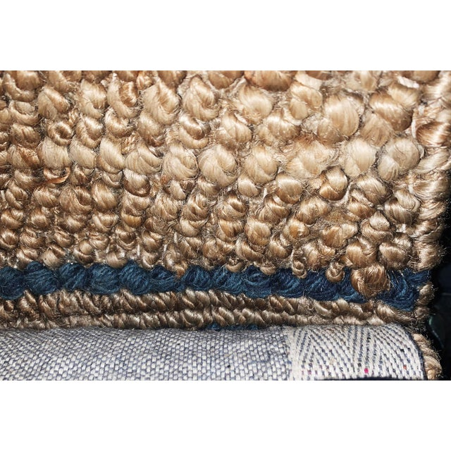 Madrid Gray Jute Area Rug - 8′ × 10′ For Sale - Image 4 of 10