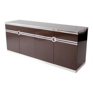 1970s Vintage Pierre Cardin Credenza For Sale