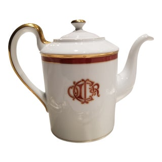 Christian Dior Teapot For Sale