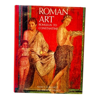 Roman Art Book Ancient Rome Coffee Table Book For Sale
