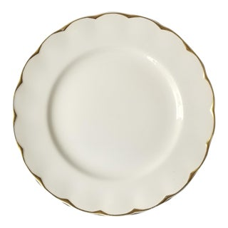 Creampetal Pattern Plates by Grindley - 4 Pieces For Sale