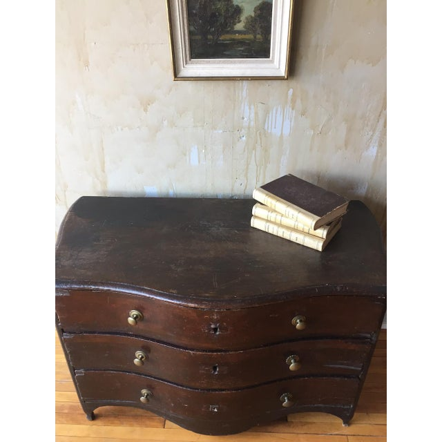 Rustic 18th Century Chest of Drawers For Sale - Image 11 of 13
