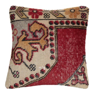 Anatolian Rug Pillow Cover For Sale