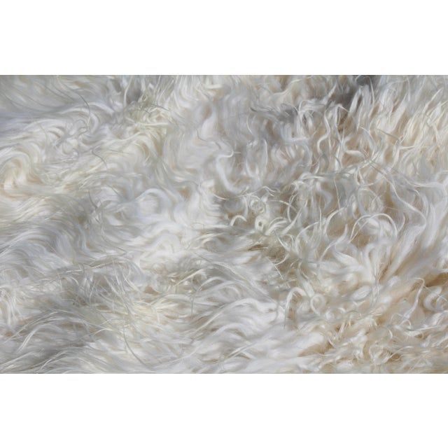 Our rare Icelandic sheepskin pelts are made from the softest, thickest natural sheepskins available, each sheepskin is...