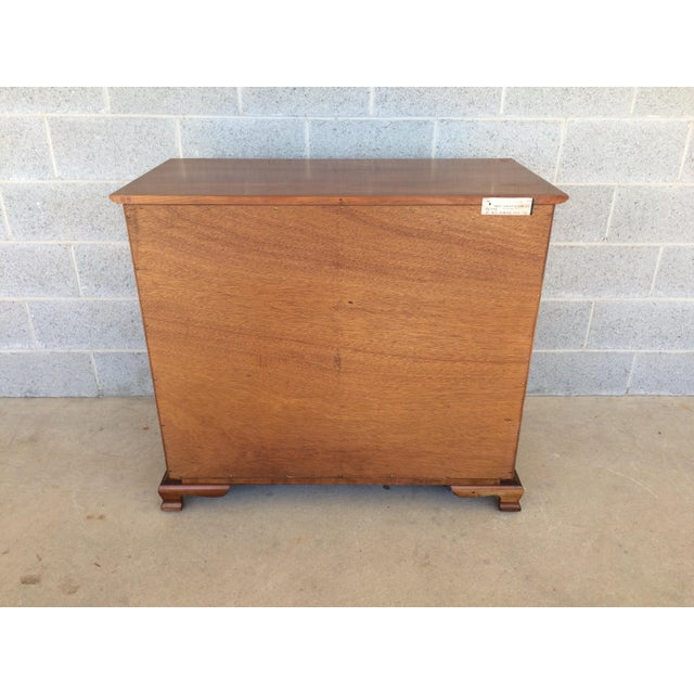 Stickley Cherry Valley Chest of Drawers For Sale - Image 9 of 10