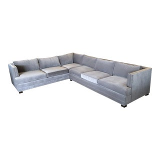 Mitchell-Gold Keaton 2 Piece Sectional For Sale