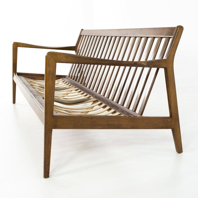 Mid Century Folke Ohlsson for Dux Danish Sofa | Chairish
