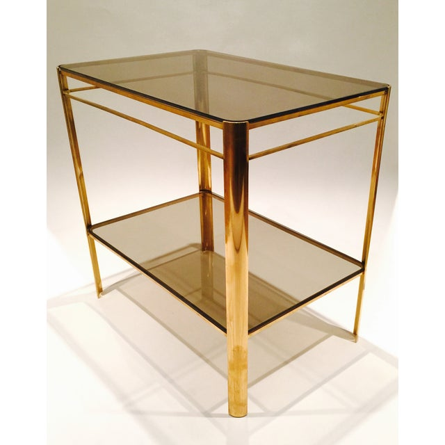 Malabert 2-Tier Side Tables - A Pair - Image 3 of 5